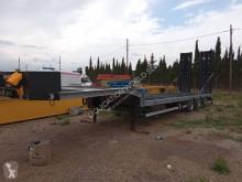 Полуремарке Faymonville STN30B Gondola 40T hydraulic ramp втора употреба