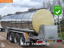Semirremolque Burg BPDO 12-27 Z 26930 Ltr / 1 / Food cisterna alimentario usado