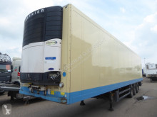 Semi reboque frigorífico mono temperatura Schmitz Cargobull Carrier Vector 1850, Doppelstock, 265 Hoch