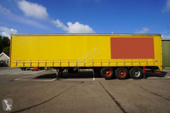 Floor CURTAINSIDE TRAILER semi-trailer used tautliner