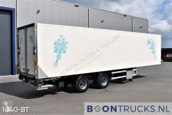 Mirofret box semi-trailer TRS-2/1/1 | STEERING AXLE * TAIL LIFT 2015