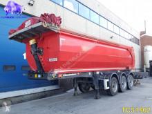 Kässbohrer tipper semi-trailer SKS 27 Tipper