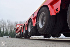 Naczepa Kässbohrer K.SLH 8 do transportu sprzętów ciężkich nowe