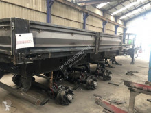 Flatbed semi-trailer PANT3401