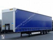 Semi reboque caixa aberta com lona Wielton CURTAINSIDER/MEGA /BDE/LOW DECK/MOVING POSTS