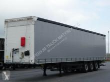 Semirimorchio Schmitz Cargobull CURTAINSIDER / LIFTED AXLE/2017 YEAR/DHOLLANDIA centinato alla francese usato