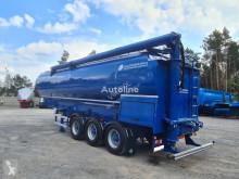 Semitrailer Lecitrailer WELGRO CLAVIJO for grain pellet feed with top feeder tank begagnad