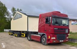 Naczepa Asca Bitrain complet do transportu kontenerów używana