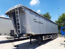 Semitrailer TecnoKar Trailers Delfino EV1 lastvagn för skrot begagnad
