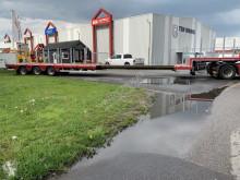 Trailer dieplader DONAT trailer 3A uitshuifbaar semi naloopas gestuurd nieuw extendable DNT3