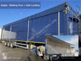 Semirimorchio Kraker trailers Semitrailer Walking-floor Standard fondo mobile usato