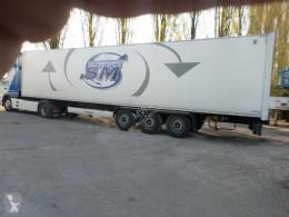 Náves Krone O40KKRSM306T172 dodávka po nehode