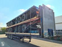 Semitrailer platta Platform stack Drum Brakes, Ror Axles