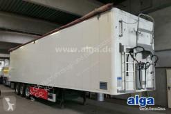 Knapen K 100, 90m³, 10mm Boden, Palettenkasten, Funk semi-trailer used moving floor