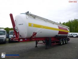 Semi remorque citerne Spitzer Powder tank alu 65 m3 (tipping)