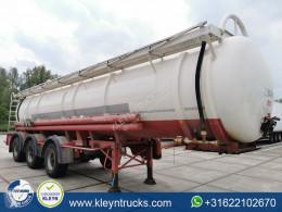 LAG 0-3-42 CT 30000 liter semi-trailer used tanker