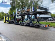 Anhænger Lohr Eurolohr Eurolohr Car transporter, combi vogntransporter brugt