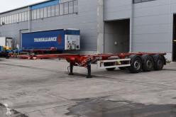 Semi remorque Van Hool 3B0070 porte containers occasion