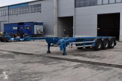 Semi remorque Renders RSCC 12.27 porte containers occasion