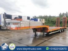 Semirimorchio Nooteboom OSD 0-48-03 hydr. bed+ramps trasporto macchinari usato