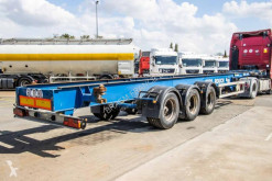 Naczepa Asca PORTE CONTAINER 40-45'' do transportu kontenerów używana