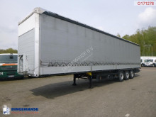 Полуремарке Schmitz Cargobull Curtain side trailer SCB S3T шпригли и брезент втора употреба