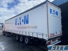 Schmitz Cargobull tautliner semi-trailer schuifzeilen/dak MET BORDEN