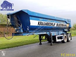 Semitrailer MOL Tipper flak begagnad