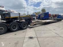 Nooteboom heavy equipment transport semi-trailer EURO-64-04 - 4 AXLE STEERING - LOWBED: 6,15 + 4,25 METER