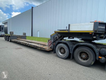 Semi reboque porta máquinas Nooteboom EURO-67-03(P) - 6 AXLE STEERING - LOWBED: 7,40 + 5,75 METER
