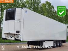 Félpótkocsi Krone SD használt egyhőmérsékletes hűtőkocsi