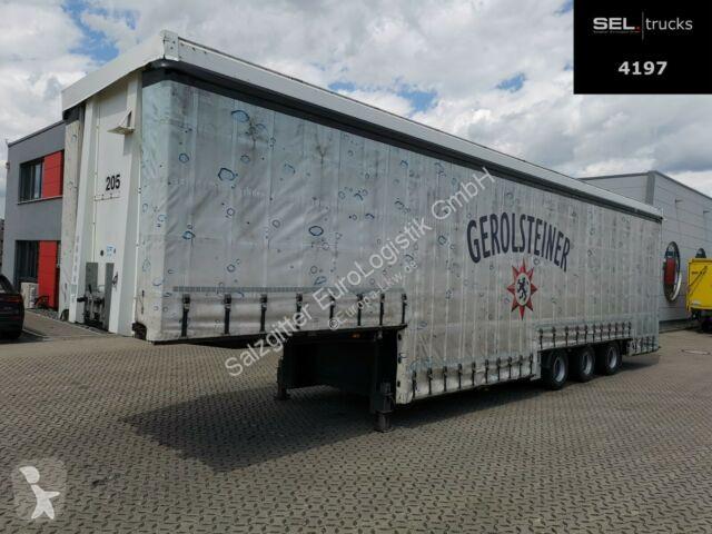 Voir les photos Semi remorque Schröder Schröder ST 11/24 P4-13,5 / Nachlauflenkachse