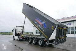 Semirremolque Schmitz Cargobull SKI SKI 24 9,6 ALUMULDE GETREIDE 47 m³ / MULTITÜRE ! volquete para cereal usado