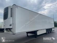 Semi reboque Schmitz Cargobull Tiefkühler Standard Doppelstock Trennwand isotérmico usado