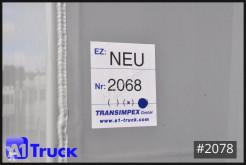 Semitrailer Schwarzmüller 49m³ Kippmulde, Liftachse, Kombitür, Neu flak ny