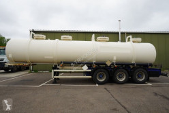 Návěs ADR CHEMIE/ACID TANK cisterna chemikálie použitý