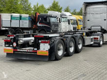 Semi reboque chassis LAG 20 / 30 FT ADR CHASSIS / BPW-DISC / ALCOA