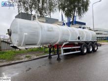 Félpótkocsi Guhur Chemie 24636 Liter, Polyester inner wall használt tartálykocsi