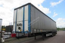 Yarı römork sürgülü tenteler (plsc) Van Hool Tautliner / MB axles / Disc brakes