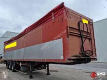 Legras flatbed semi-trailer Oplegger