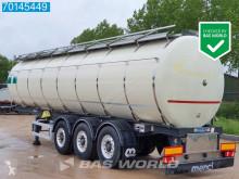 Menci STC 33.000 Ltr / 3 Comp / Food semi-trailer used food tanker