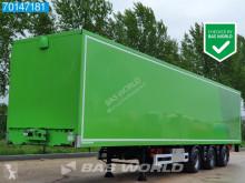 Semirremolque furgón Renders ROC 12.30 NL-Trailer 2x Lenkachse
