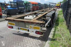 Naczepa Pacton T3-007 20-30-40FT / BPW / DISC do transportu kontenerów używana