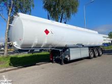 Semirremolque LAG Fuel 47600 litres, 6 Comp, 2 liquide counters cisterna usado