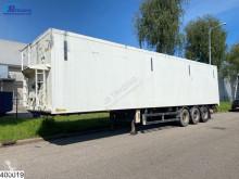 Samro moving floor semi-trailer Walking-floor 86 M3