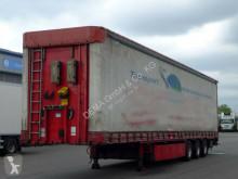 Semi reboque caixa aberta com lona Meusburger MPS-3*TÜV*BPW-Achsen*Edscha*v