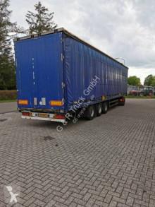 Návěs Schmitz Cargobull S 01 MEGA, 100 m3 savojský použitý
