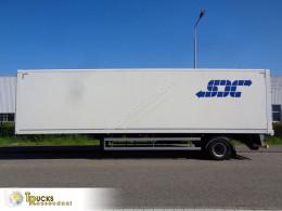 Semirremolque furgón GSTFS 10 + Steering axle