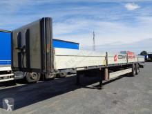 Viberti Plateau Droit 2 essieux semi-trailer used dropside flatbed