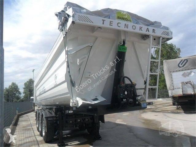 View images TecnoKar Trailers supertop f1 7600 semi-trailer